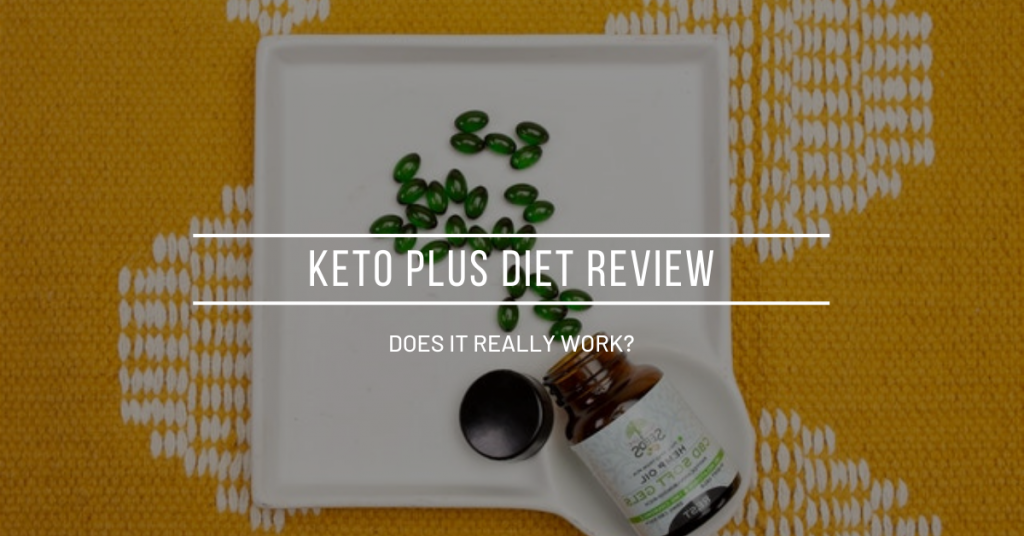 Keto Plus Diet Review - Does it work?